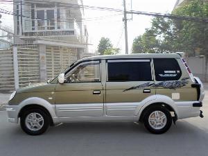 Mitsubishi Jolie sản xuất năm 2006 Số tay (số sàn) Động cơ Xăng