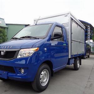 Giá xe tải Kenbo 900kg thùng kín - Hỗ trợ trả...