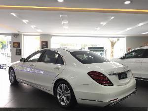Mercedes-Benz  sản xuất năm 2019 Số tự động Hybrid
