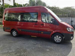 Ô tô Hyundai, xe Universe, xe khách Hyundai Solati Universe 2020