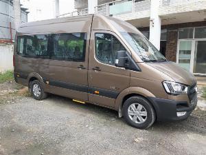 Hyundai Solati sản xuất năm 2019 Số tự động Dầu diesel