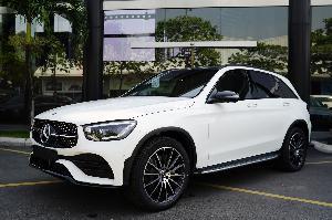 Mercedes-Benz GLC sản xuất năm