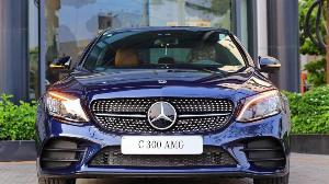 Mercedes-Benz C300 sản xuất năm 2020 Số tự động Động cơ Xăng