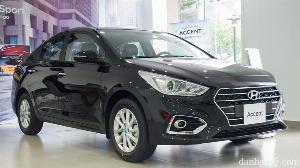 Hyundai Accent Số tay (số sàn) Động cơ Xăng