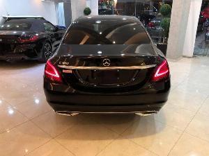 Mercedes-Benz C180 sản xuất năm 2019 Số tự động Động cơ Xăng