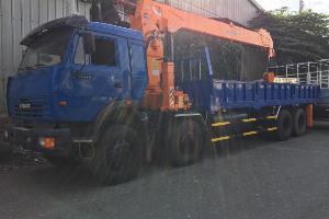 Kamaz  sản xuất năm  Số tay (số sàn) Xe tải động cơ Dầu diesel