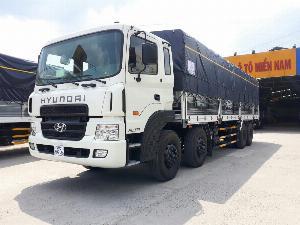 Hyundai HD320 sản xuất năm 2019 Số tay (số sàn) Xe tải động cơ Dầu diesel