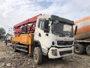 Dongfeng Khác sản xuất năm 2015 Xe tải động cơ Dầu diesel