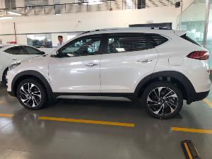 Hyundai Tucson ưu đãi khủng đến 50 triệu đồng