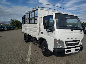 Mitsubishi Fuso sản xuất năm 2020 Số tay (số sàn) Xe tải động cơ Dầu diesel