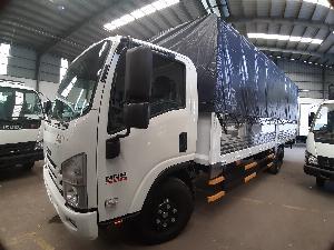 Isuzu NQR sản xuất năm 2020 Số tay (số sàn) Xe tải động cơ Dầu diesel