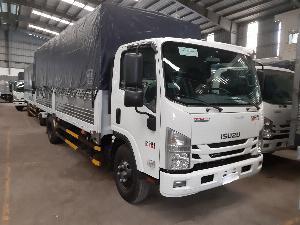 Giá Xe Tải NQR 550 5 Tấn Thùng Bạt 6M2 2020...