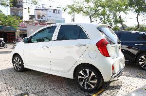 Kia Morning sản xuất năm 2020 Số tự động Động cơ Xăng