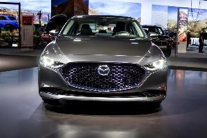 Mazda 3 sản xuất năm 2020 Số tự động Động cơ Xăng