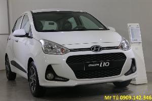 Hyundai i10 sản xuất năm 2020 Số tay (số sàn) Động cơ Xăng