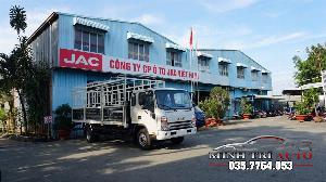 JAC Tải trung Số tay (số sàn) Xe tải động cơ Dầu diesel