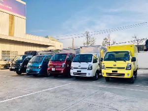 Thaco Khác sản xuất năm 2020 Số tay (số sàn) Xe tải động cơ Xăng