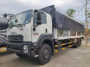 Isuzu FVM Xe tải động cơ Dầu diesel