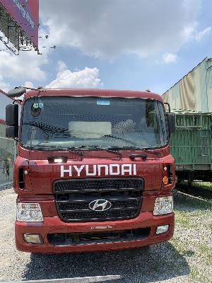 Hyundai HD1000 sản xuất năm 2015 Số tự động Xe tải động cơ Dầu diesel