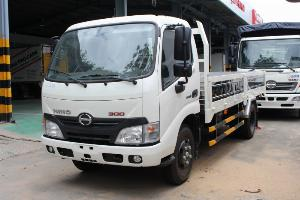 Hino Dutro 300 (LDT) sản xuất năm 2020 Số tay (số sàn) Xe tải động cơ Dầu diesel