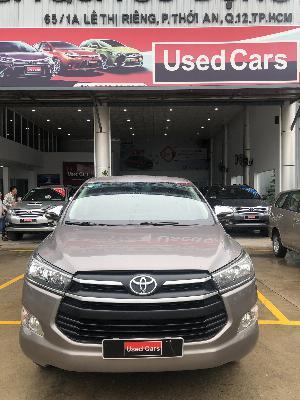 Toyota Innova E sản xuất năm 2018 Số tay (số sàn) Động cơ Xăng