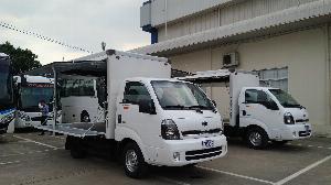 Kia Frontier sản xuất năm 2020 Số tay (số sàn) Xe tải động cơ Dầu diesel