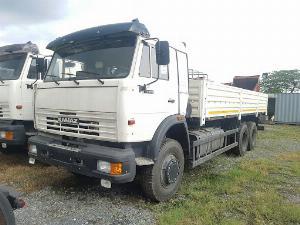 Kamaz sản xuất năm 2017 Xe tải động cơ Dầu diesel