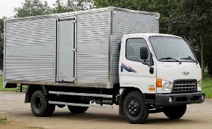 Hyundai HD800 sản xuất năm 2018 Số tay (số sàn) Xe tải động cơ Dầu diesel