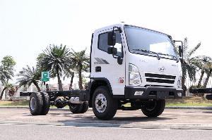 Hyundai Mighty EX8 sản xuất năm 2020 Số tự động Xe tải động cơ Xăng