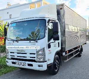 Isuzu NQR sản xuất năm 2016 Số tay (số sàn) Xe tải động cơ Dầu diesel