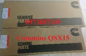 Bộ roăng đại tu Cummins QSX15, roăng đại tu động cơ QSX15 giá tốt nhất