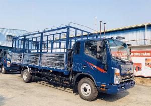 JAC Tải trung sản xuất năm 2019 Số tay (số sàn) Xe tải động cơ Dầu diesel