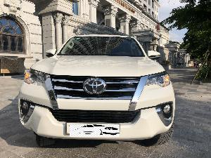 Toyota Fortuner sản xuất năm 2017 Số tự động Động cơ Xăng