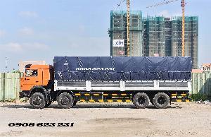 Kamaz sản xuất năm 2019 Xe tải động cơ Dầu diesel
