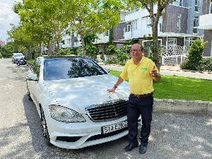 Mercedes-Benz sản xuất năm 2005 Số tự động Động cơ Xăng