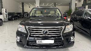 Lexus LX570 sản xuất năm 2014 Số tự động Động cơ Xăng