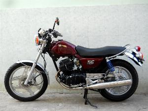 Honda LA sản xuất năm 1986