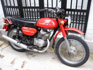 Xe máy điện, xe máy khác Freego sản xuất năm 1986