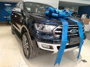Ford Everest Số tự động