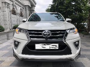 Toyota Fortuner sản xuất năm 2019 Số tự động Động cơ Xăng