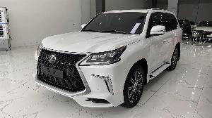 Lexus LX570 sản xuất năm 2018 Số tự động Động cơ Xăng