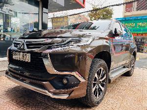 Mitsubishi Pajero Sport sản xuất năm 2020 Số tay (số sàn) Dầu diesel