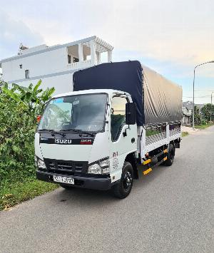 Bán Xe Tải Cũ 2T3 Isuzu QKR 270 Mui Bạt 2019...