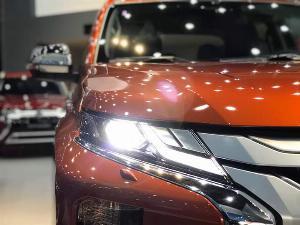 Mitsubishi Triton sản xuất năm 2020 Số tay (số sàn) Dầu diesel