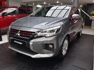 Mitsubishi Attrage sản xuất năm 2020 Số tay (số sàn) Động cơ Xăng