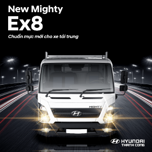 Hyundai Mighty sản xuất năm 2020 Xe tải động cơ Dầu diesel