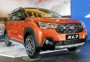 Suzuki XL7 Số tự động Động cơ Xăng