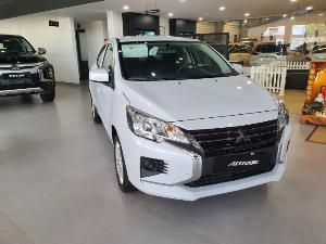 [ôtô trả góp] Bán Mitsubishi Attrage 2020, trả trước tốt nhất, giá mềm n