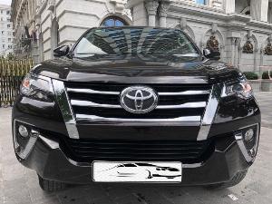 Toyota Fortuner sản xuất năm 2020 Số tự động Dầu diesel