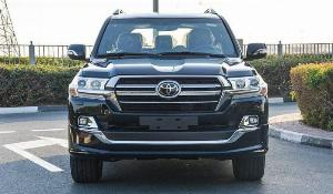 Toyota Land Cruiser sản xuất năm 2020 Số tự động Động cơ Xăng